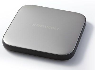 Un disque dur carré chez Freecom