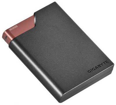 Gigabyte sort un disque dur de 1,8 pouces externe : le A2 Tiny