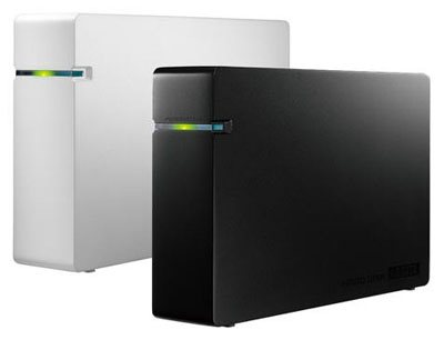 I-O Data dévoile un HDD externe de 3 To