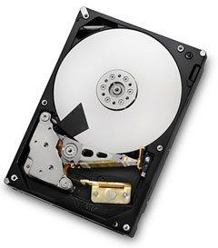 7K400 : un disque dur de 4 To à 7200 tpm chez Hitachi