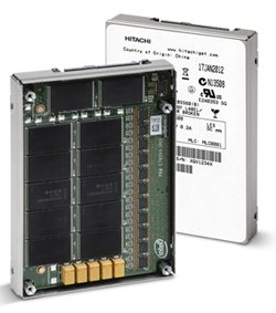 Hitachi SSD400S.B : un SSD performant à base de mémoire SLC