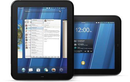 La dernière fournée de HP TouchPad arrive mercredi …