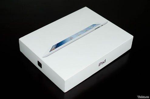 Premières photos, vidéos et déballage de l'iPad 3