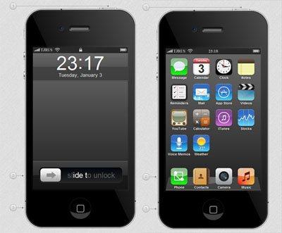 iPhone en CSS