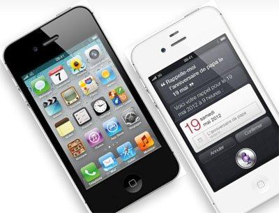 Bon Plan : l'iPhone 4S de 16 Go débloqué tout opérateur à 570€ chez PriceMinister