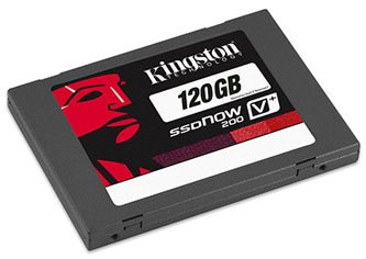 Kingston lance une nouvelle série de SSD : les V+200 (maj)