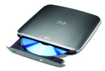 LG s'offre la gravure BDXL avec le BP40NS20