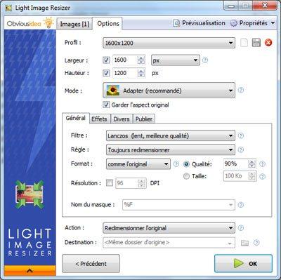 Bon Plan : le logiciel Light Image Resizer pour 0 euro !