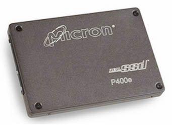 Micron dévoile un SSD pour les entreprises : le RealSSD P400e