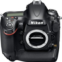 Appareil Photo Nikon D4