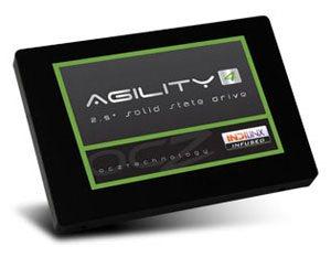 OCZ dévoile ses SSD de la gamme Agility 4