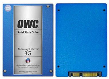 OWC lance un étrange SSD SATA II de 960 Go à 1200 euros