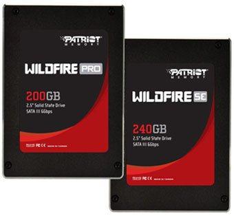 Deux nouveaux SSD à base de SF-2281 chez Patriot