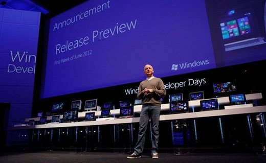 Release Preview de Windows 8