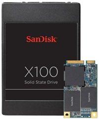 SanDisk X100