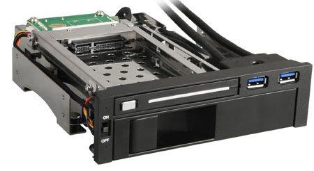 Sharkoon dévoile un rack très pratique pour les HDD et SSD
