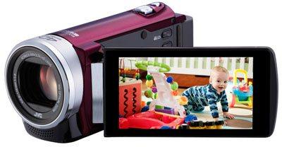 Soldes : un caméscope Full HD bradé à 219 euros pour ceux qui aiment le rouge