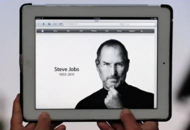 Steve Jobs est décédé des suites d'un cancer