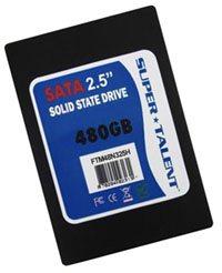 SuperTalent lance le SSD TeraNova