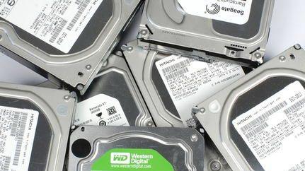 Un comparatif de 7 disques durs de 3 To et 4 To