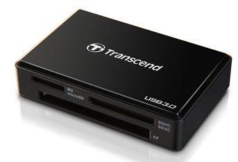 Un lecteur de cartes mémoires USB 3.0 chez Kingston et Transcend