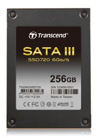 Un SSD à base de SandForce SF-2281 chez Transcend