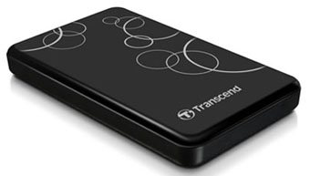 Un HDD design et résistant chez Transcend