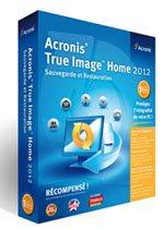 La version 2012 de True Image Home est sortie