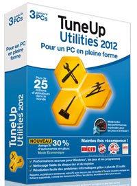 TuneUp Utilities 2012 est sorti !