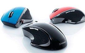 Une souris ergonomique signée Verbatim : la Ergo Mouse
