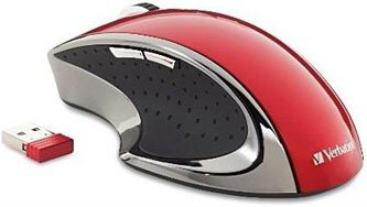 une souris ergonomique sign e verbatim la ergo mouse bhmag. Black Bedroom Furniture Sets. Home Design Ideas
