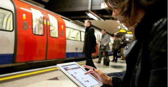 Du réseau WIFI gratuit dans le métro parisien…