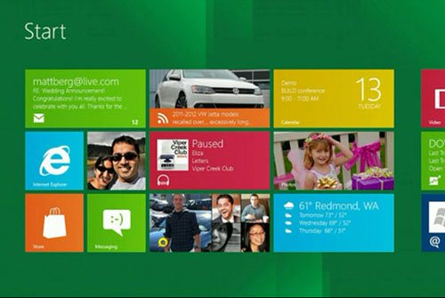 Windows 8 : la roadmap dévoilée ?