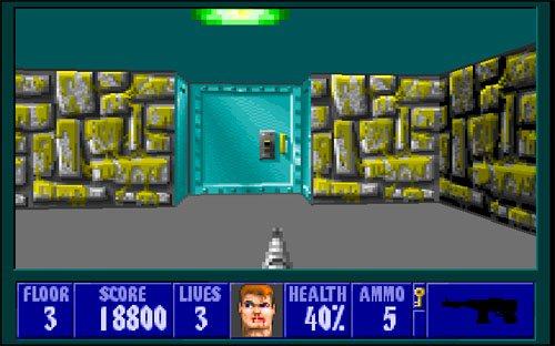 Nostalgie encore : Wolfenstein 3D a 20 ans