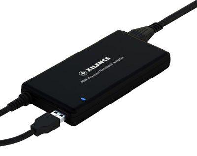LP90 Slim : une alimentation universelle pour PC portable chez Xilence