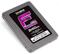 Zalman sort une série de SSD SandForce SF-2281
