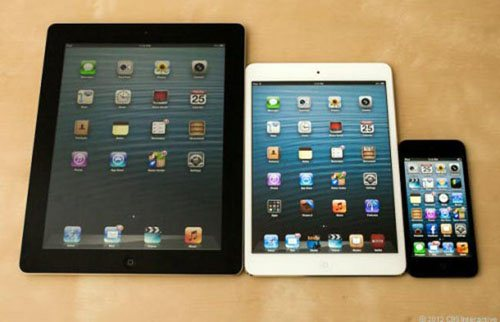 iPad Mini et iPad 4 : les tests commencent à pleuvoir…