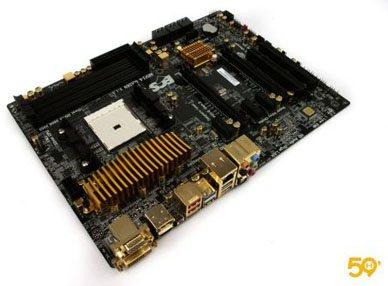 59Hardware examine la carte mère ECS A85F2-A