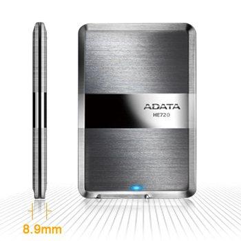 Le disque dur ADATA HE720 est maintenant décliné en version 1 To (MAJ)