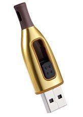 AData UC-500 : une clé usb en forme de bouteille