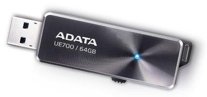 ADATA sort la clé USB 3.0 DashDrive Elite UE700 en aluminium