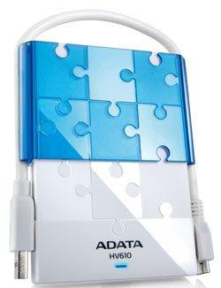 Un HDD design et USB 3.0 : le DashDrive HV610