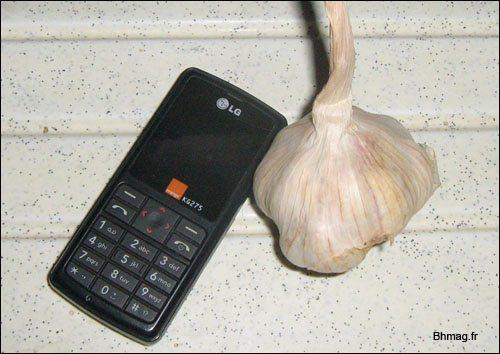 Insolite : une photo exclusive du prochain Ail Phone 5