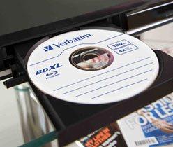 49€ le Blu-ray vierge de 100 Go chez Verbatim