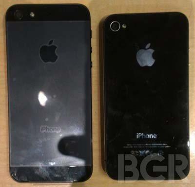 Les premières photos du déballage d'un iPhone 5