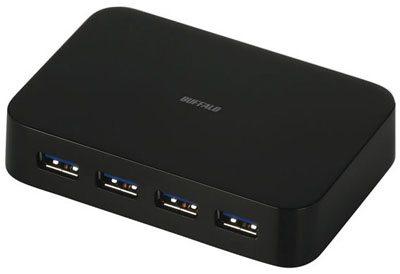 Un hub USB 3.0 auto-alimenté chez Buffalo
