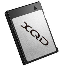 Lexar proposera des cartes XQD à la fin de l'année