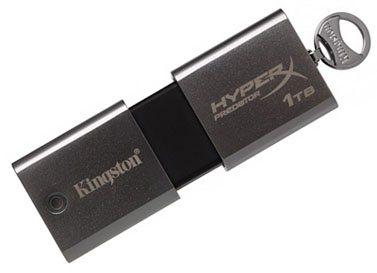 Des clés USB 3.0 de 512 Go et 1 To chez Kingston