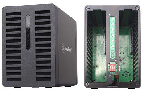 SilverStone DS322 : un boitier USB 3.0 pour un RAID de disques durs