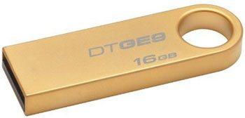 Une clé usb en or 24-carats chez Kingston